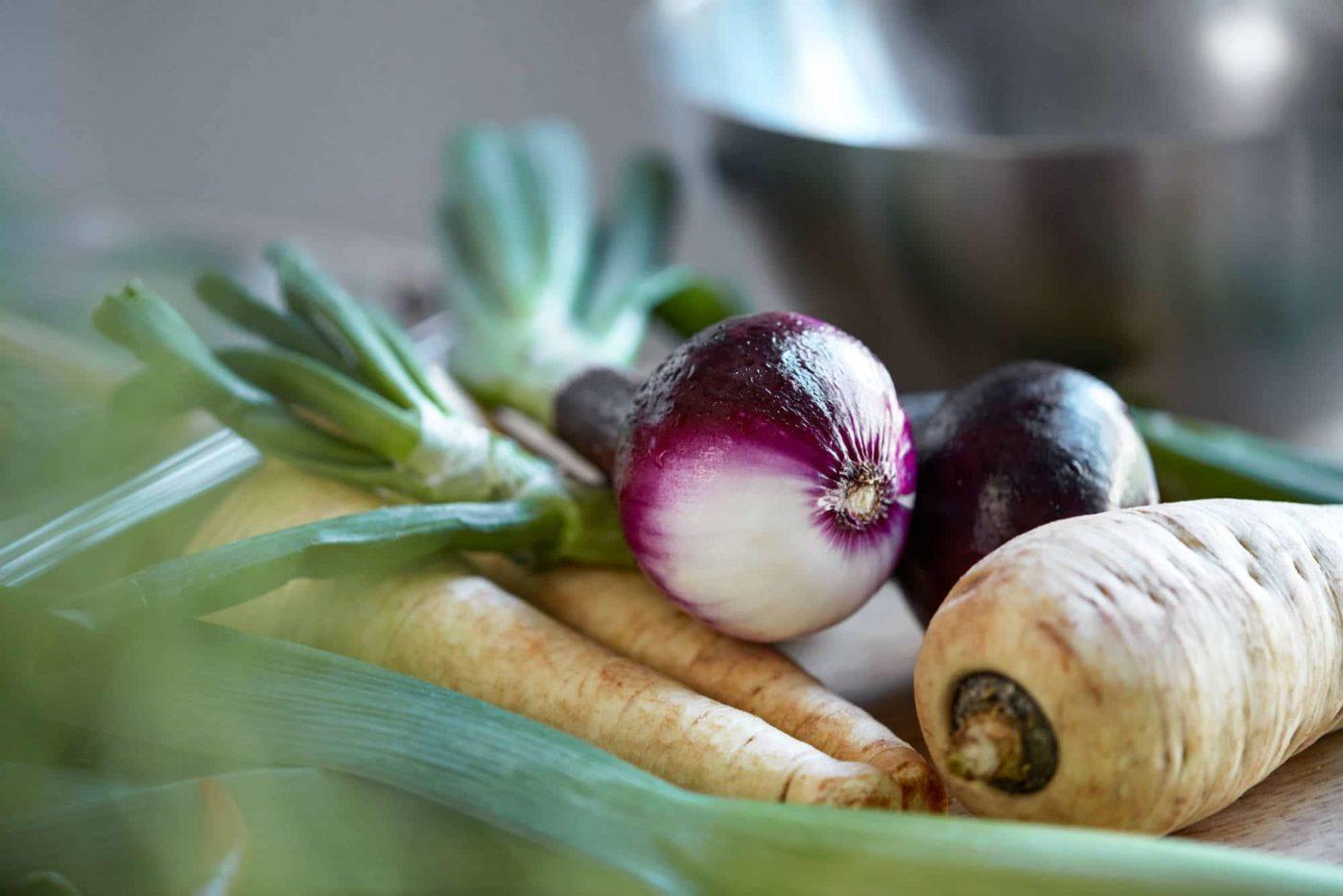 Bilde av grønnsaker
