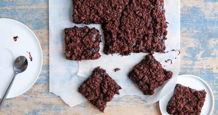 Brownies cookies kake