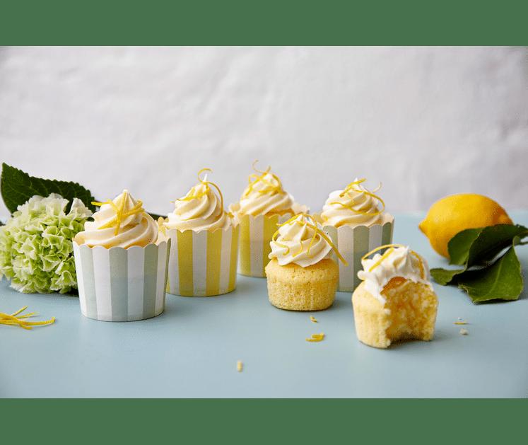 Sitronmuffins