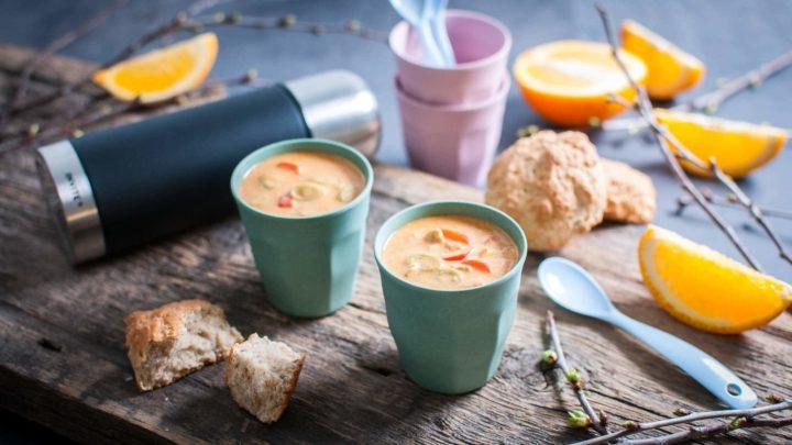 Suppe på termos