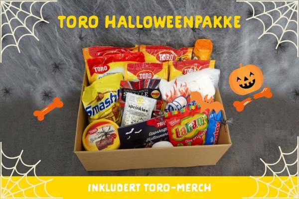 Toro halloweenpakke