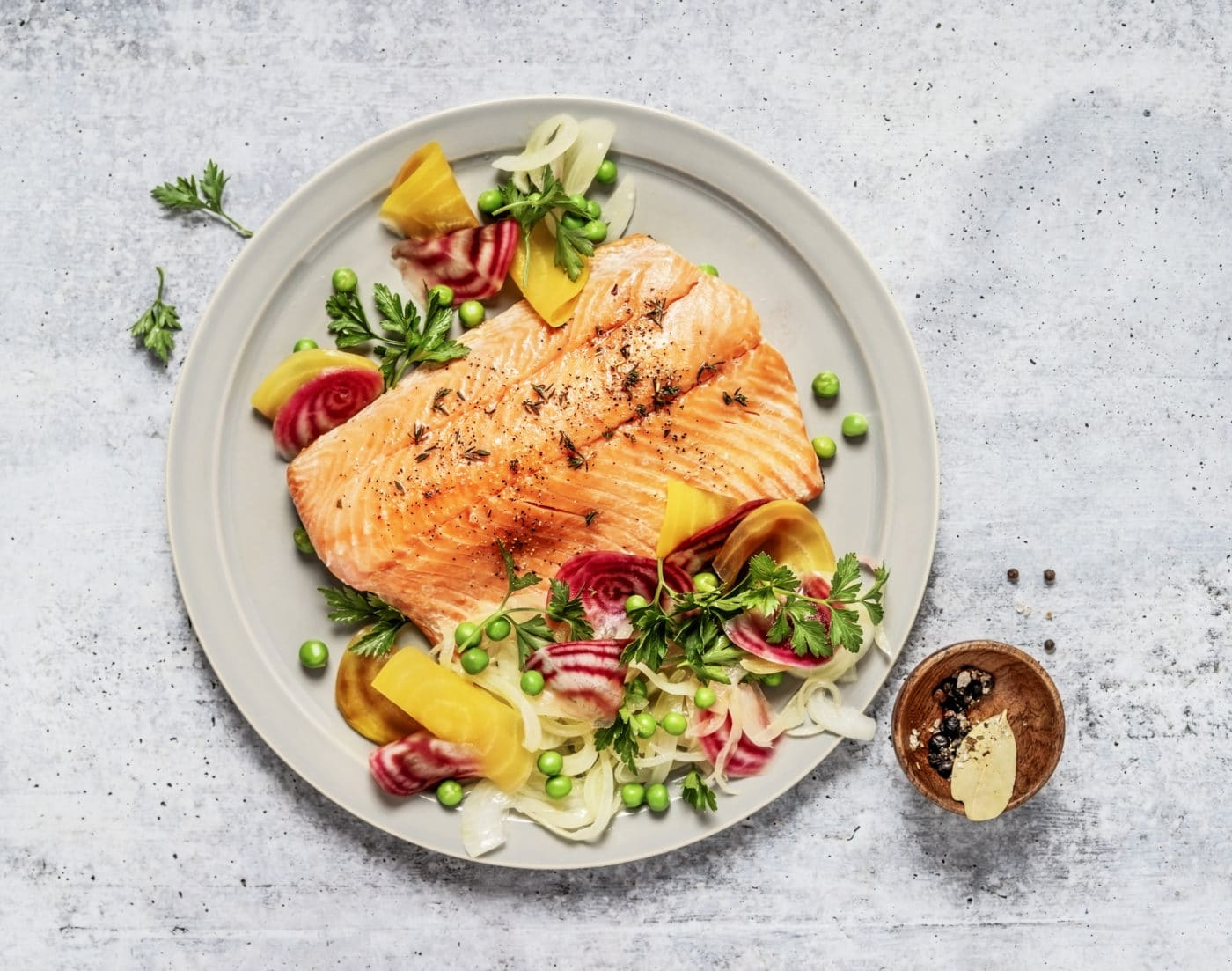 Tre gode grunner til å spise mer fisk
