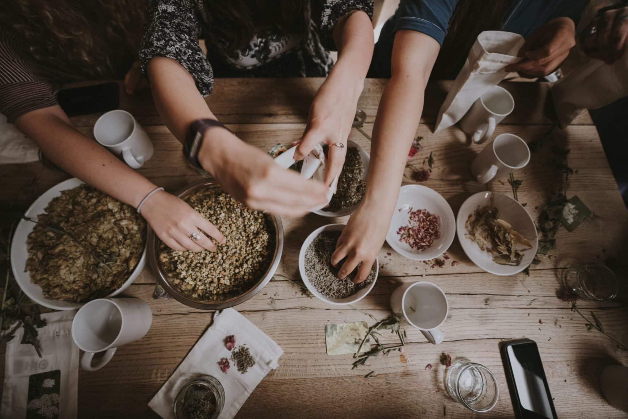 Tørket mat har høyt næringsinnhold