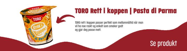 TORO Rett i koppen